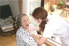 高齢者の歯の磨き方